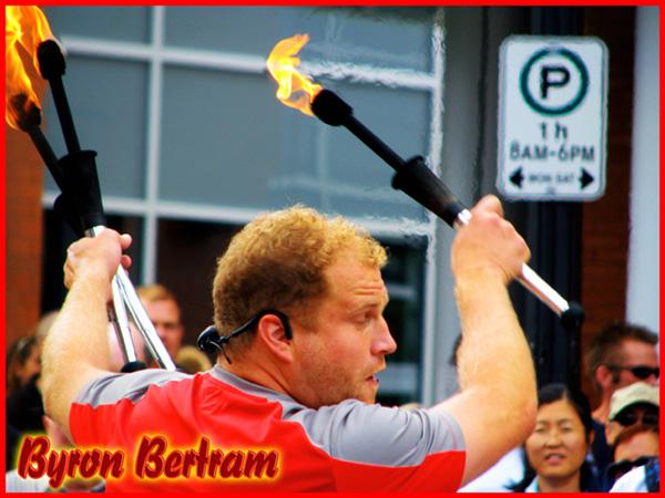 Byron Bertram, Vancouver BC Canada