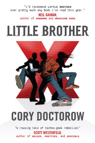 "Cory Doctorow's ""Little Brother"""