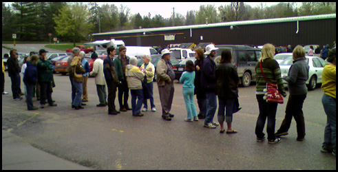 2009 Elora Book Sale line up