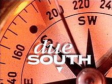 Due South Title Graphic