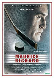Maurice Richard  poster