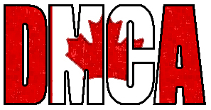 Canadian DMCA logo