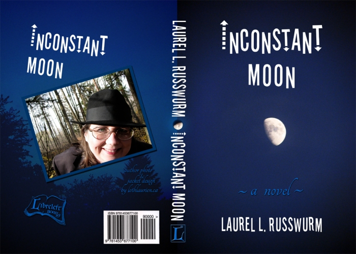 Inconstant Moon in the Stereofidelic font