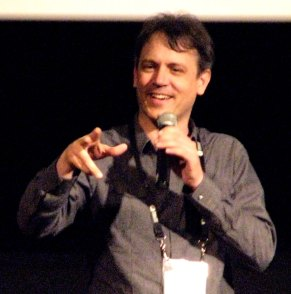 Onstage: Director Knappenberger on the Hot Docs panel