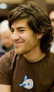 Aaron Swartz cc-by creativecommoners (Fred Benenson)