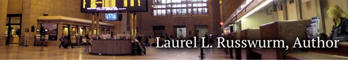 Laurel L. Russwurm, Author Union Station Panorama Banner