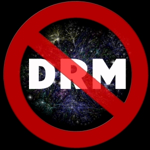no DRM on the internet