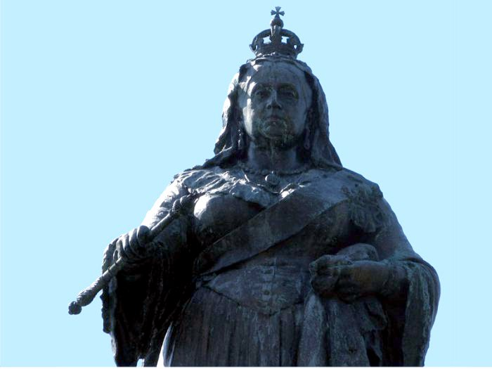 Queen Victoria (cc by laurelrusswurm)