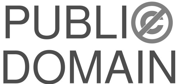 The Public Domain - No Copyright