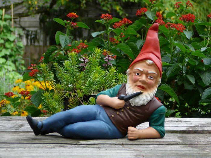 PD German Garden Gnome by Colibri1968