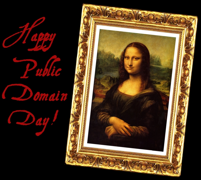 Happy Public Domain Day!