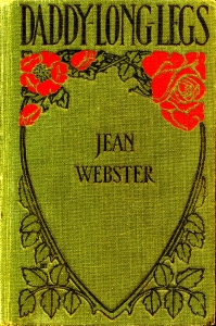 Daddy Long-Legs by Jean Webster cover (1912)